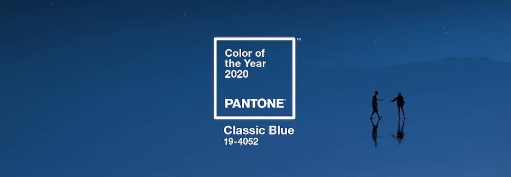 KOLOR ROKU 2020 – CLASSIC BLUE